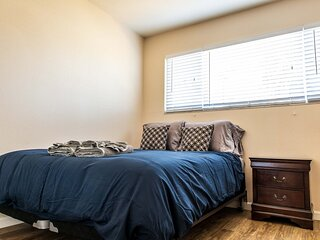 Sunny Concord Two Bed