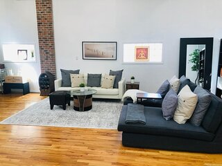 New Listing Amazing Bi-Level Condo only minutes from Times Square