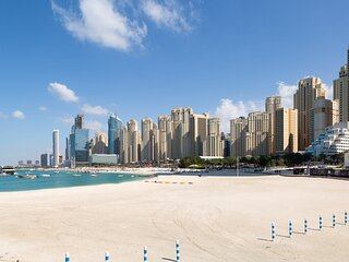 Elegant and Modern 1BR in Dubai Marina!