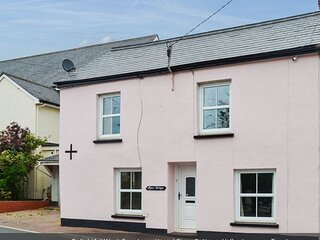 Piper Cottage Holiday Home. A cosy, pet friendly home in the heart of Mid Devon.