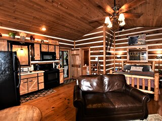 Rest & Relaxation Cabin