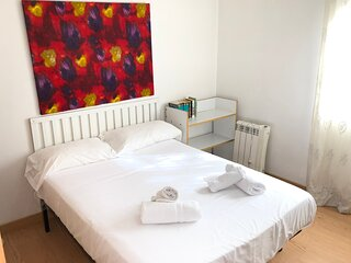 NEW! Cozy apartment in Hospitalet near Fira Gran Via