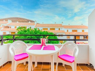 Playa Las Vistas One Bedroom Studio Apartment & Balcony