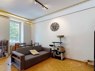 The Wooden - Spacious apartment - Nice neighboorhood