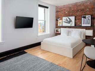 Your NICHE Studio with Kitchen in University City  Unit 3A