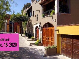 Casa Grande San Miguel Luxury Accommodations
