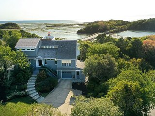 Provincetown Landmark w/ Large Deck & Gorgeous Water Views – Near Beach
