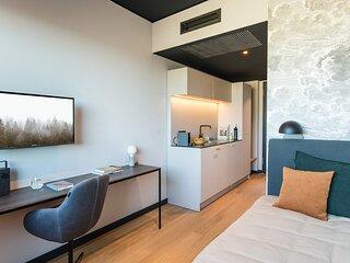 Design-Serviced-Apartment in Hamburg HafenCity, LongStay