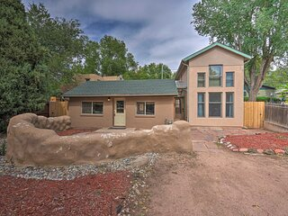 NEW! Relaxing CO Springs Retreat: 4.3 Mi Downtown!