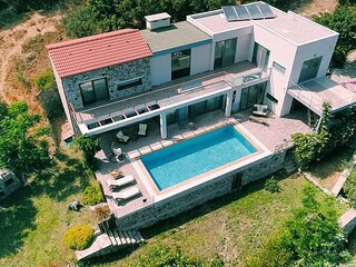 3 BEDROOM LUXURY VILLA IN BODRUM-VILLA YAHSI