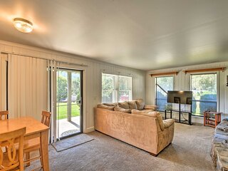 NEW! Serene Sky Valley Condo: Hike, Fish, Golf