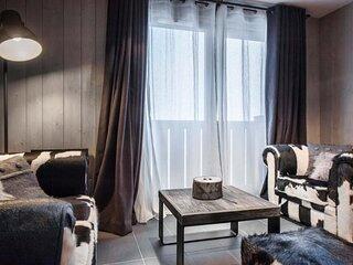 Aubrac : Appartement spacieux, raffiné et contemporain