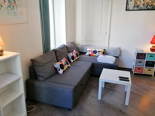 ❤️Come to discover this pretty apartment next to the Station/GEM #A0