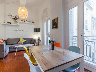 Antoine · Charming apartment in the Panier
