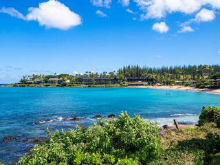 Great Fall Rates - Welcome back to Napili Bay!  Napili Shores E-243 one bedroom