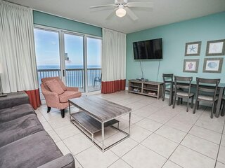 Calypso Resort Rental 2107E - Sleeps 6 - Just Steps to Pier Park!