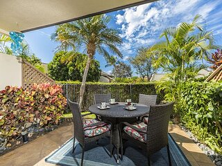 Maui Kamaole #J-103 1Bd/2Ba Ground Floor, A/C, Across Kamaole III Beach