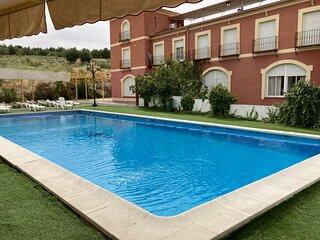 Apartamentos turisticos rurales Fuente de la salud, Baena Cordoba, Espana