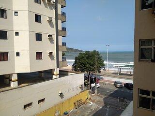 Lindo apto 3 quartos vista para mar Praia Morro Guarapari