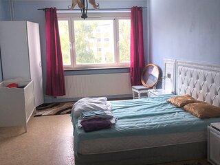 Möblerade lägenhet  106kvm