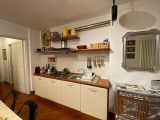 Appartamento Living Rencio a due passi dal Centro di Bolzano