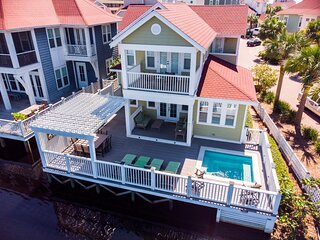 Knot-A-Care: Lake Front Home In Shipwatch! Private Pool, Newly Renovated!