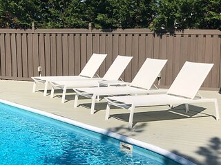 Hamptons Lifestyle At Private Refuge On The Ocean With Pool & Near Wine Trail