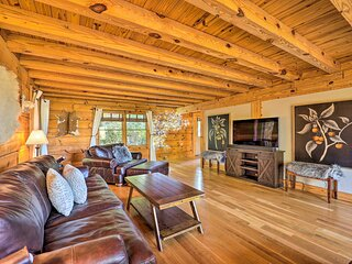 NEW! Powderhorn Mtn Cabin w/ Game Room!