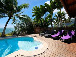 Villa Julietta beach by ENJOY VILLAS MOOREA