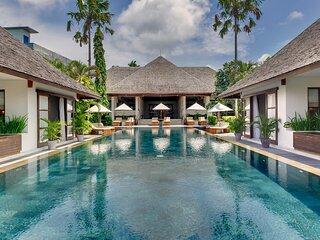 Villa Mandalay, 7BR, Seseh-Tanah Lot