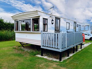 Caravan for Hire at Mablethorpe