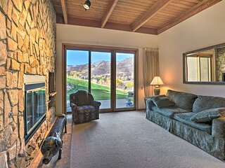 NEW! Slopeside Snowmass Townhome: 9 Mi to Main St!