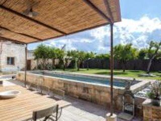 Antica Dimora Giardini Segreti, 1700 Luxury Masseria, 10 min from Otranto beach, casa vacanza a Sanarica