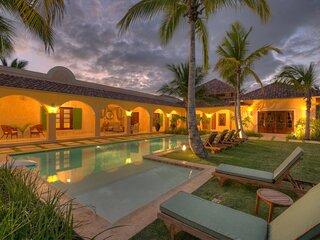Paradise 4 Bedroom Villa In Punta Cana - DOM016