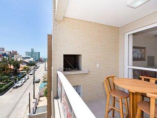Aluguel Apartamento 3 quartos sendo 1 suite Bombas SC