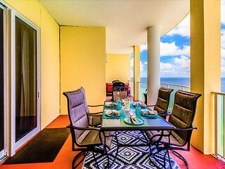 Unit 2002:Bchfront, Luxury - 3BR/3BA - Huge Balcony W/ Gorgeous View 20th Fl!