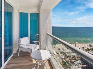 The Ocean Resort 1408 | Deluxe Partial Ocean View King Studio