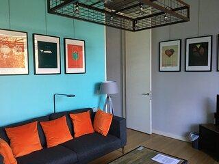 Contemporary Apartment (C), Cosy Balcony, Altrincham