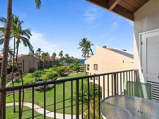 New Listing!  Beautiful Kamaole Sands Bldg 2 Penthouse, OCEAN VIEW, Split AC