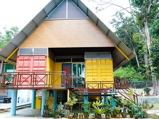Private and Luxurious Cabin-inspired Villa in the Forest | 1.5 hr drive from KL
