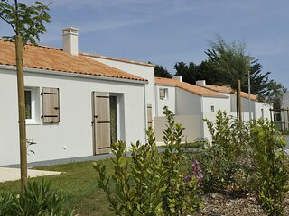 Neat house with dishwasher, near the beach of the Vendee