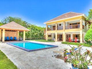 Unique Villa Surrounded By Evergreen Palm Trees In Punta Cana - DOM020