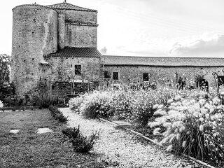 Chambre Hôte et Salle de réception au Château de la Cressonnière