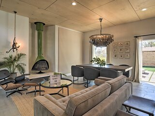 NEW! Stylish Albuquerque Home ~6 Miles to Downtown