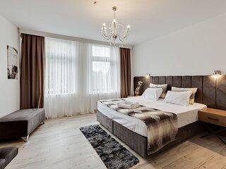 Classy Apartment in Oberhausen with Garden near Museum