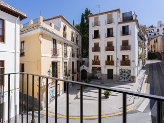 Simplistic Apartment in Granada near Generalife