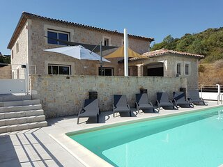 Spacious Villa in St. Ambroix with Private Pool