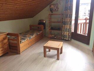 Appartement 2 pièces 4 couchages RISOUL 1850