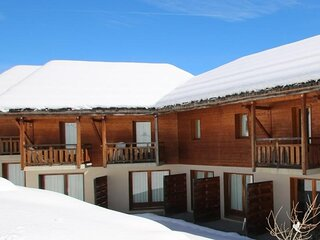 CH02- CHALET DUPLEX 2CHAMBRES - 7 PERS