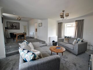 Mariners Retreat- spacious apartment in Crail